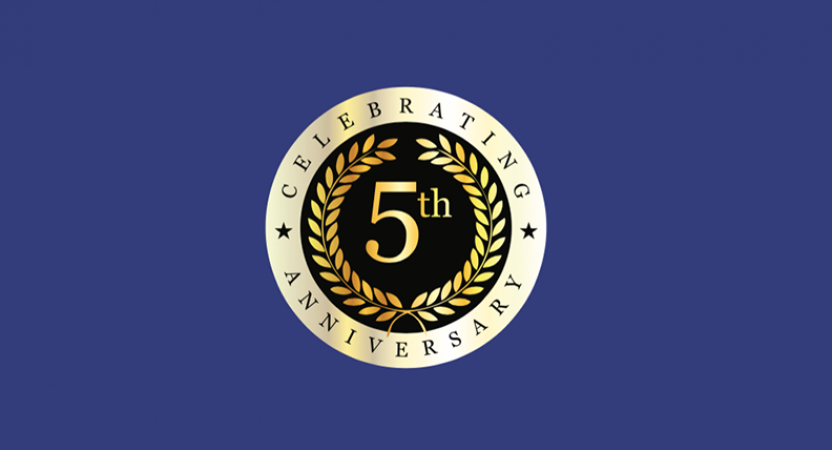 The Franchizery celebrating 5 years